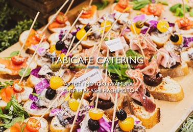 TABICAFE CATERING